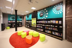 Bibliothek Utrecht