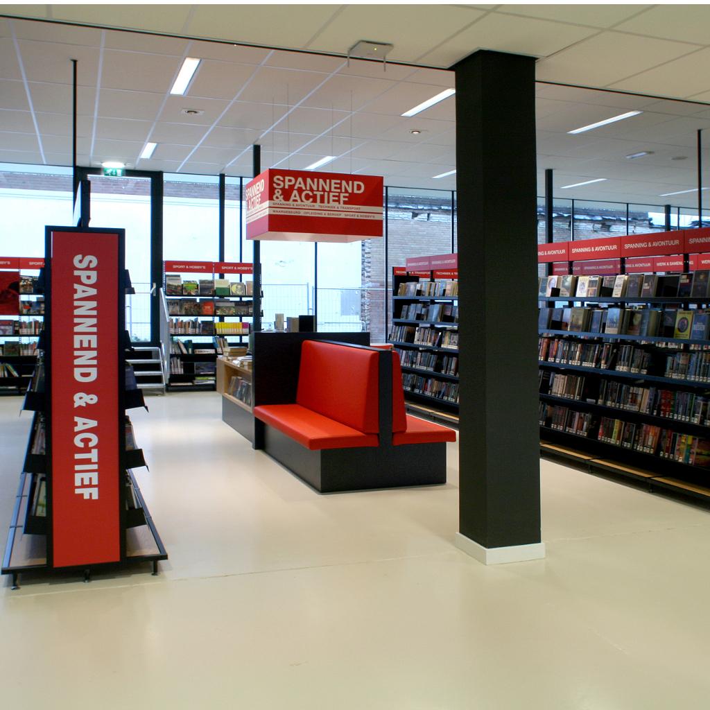 Bibliotheekkast bibliotheekformule Blackbox