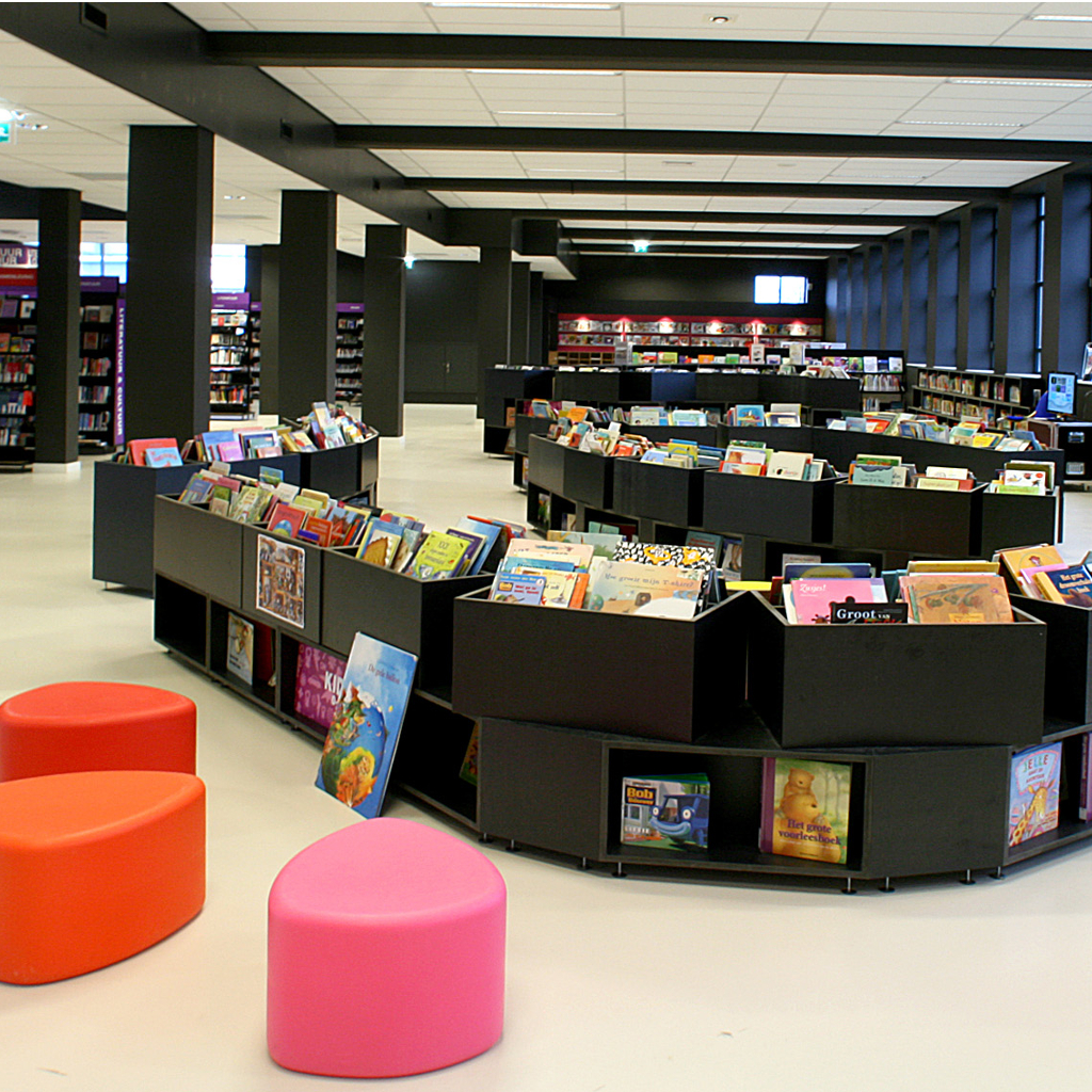 Children's furniture Blackbox retail formula